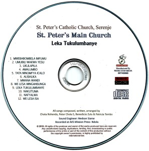 St. Peter's Main Choir - Serenje2