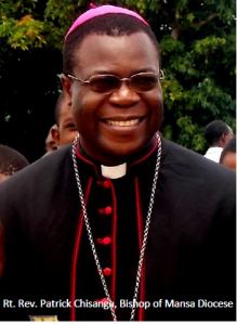 Patrick Chisanga, OFM Conv
