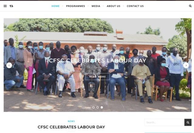 CfSC Homepage
